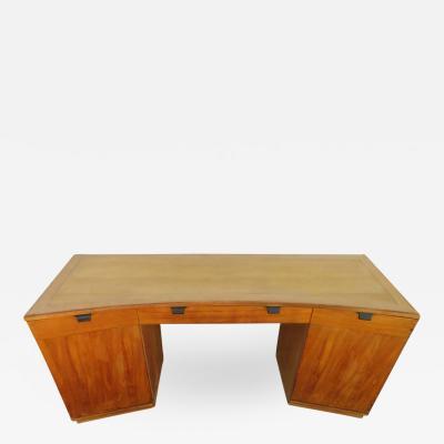 Edward Wormley Midcentury Drexel Precedent Vanity Desk Designed by Edward Wormley