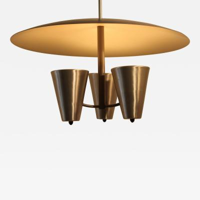 Edward Wormley Modernist Chandelier