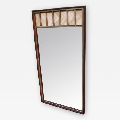 Edward Wormley Modernist Mirror by Edward Wormley