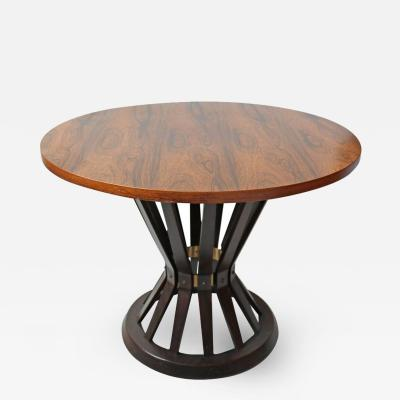Edward Wormley Rosewood Edward Wormley for Dunbar Sheaf of Wheat Table