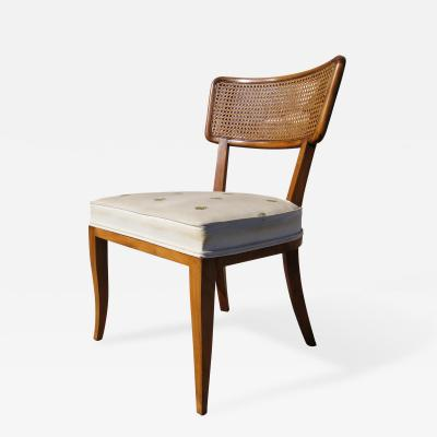 Edward Wormley Side Chair by Edward Wormley for Dunbar