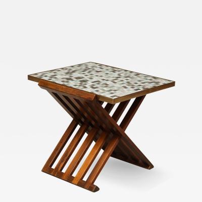 Edward Wormley Side Table 5425 by Edward Wormley for Dunbar