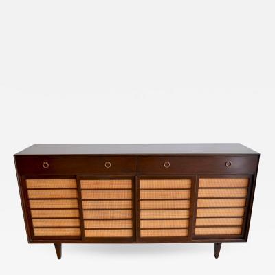 Edward Wormley Sideboard Credenza for Dunbar by Edward Wormley Mid Century Modern Model 671 A