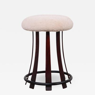 Edward Wormley Stool by Edward Wormley for Dunbar