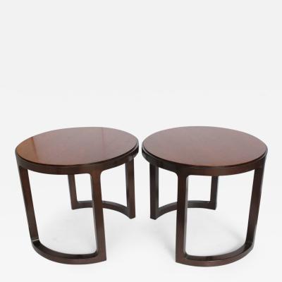 Edward Wormley Stylish Side Tables by Edward Wormley for Dunbar