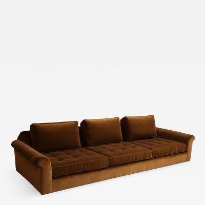 Edward Wormley The Big Texan Sofa