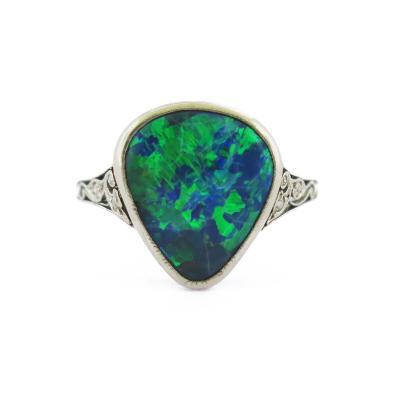 Edwardian Opal Ring