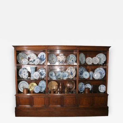 Edwards Roberts 19th Century English Bookcase by Edwards and Roberts