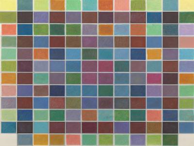 Edwin Mieczkowski Color Wall