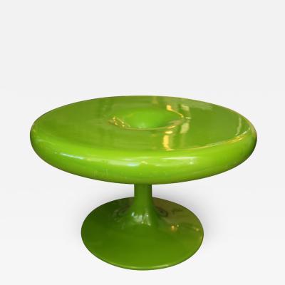 Eero Aarnio Mid Century Modern Eero Aarnio Kantarelli Fiberglass Occasional Side Table