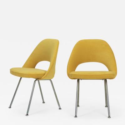 Eero Saarinen 2 Eero Saarinen chair model 72 Knoll Int 50s
