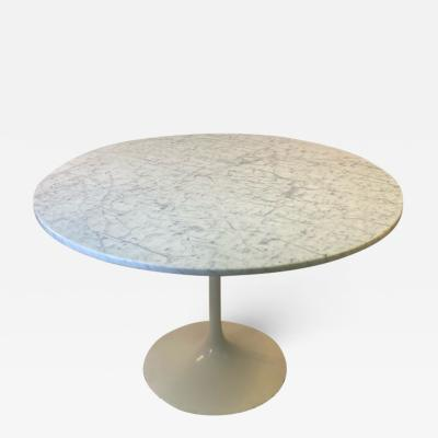 Eero Saarinen EERO SAARINEN MARBLE TULIP DINING TABLE
