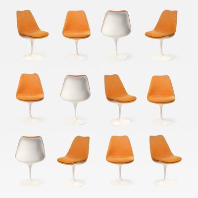Eero Saarinen EERO SAARINEN UPHOLSTERED SEAT SIDE CHAIR