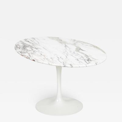 Eero Saarinen Eero Saarinen Side Table Marble 70 s