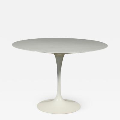 Eero Saarinen Eero Saarinen Table Lacquered Aluminium Marble 1980s 1990s