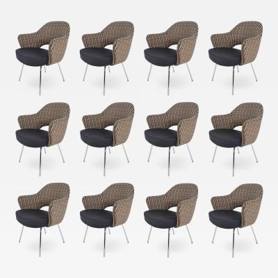 Eero Saarinen Eero Saarinen for Knoll Executive Armchairs