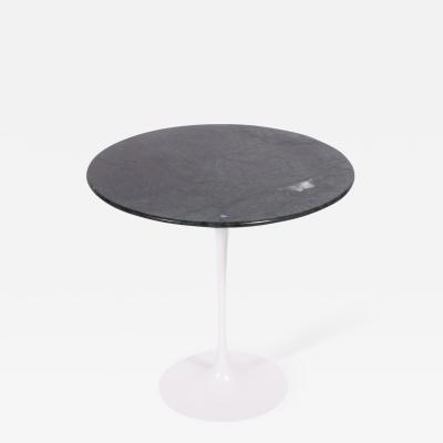 Eero Saarinen Eero Saarinen marble side table 163 F for Knoll