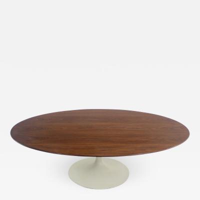 Eero Saarinen Mid Century Modern Coffee Table Designed by Eero Saarinen for Knoll