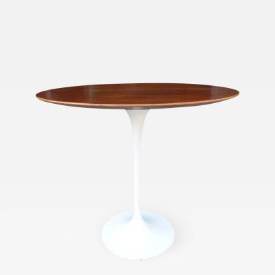 Eero Saarinen Mid Century Saarinen Tulip Side Table for Knoll
