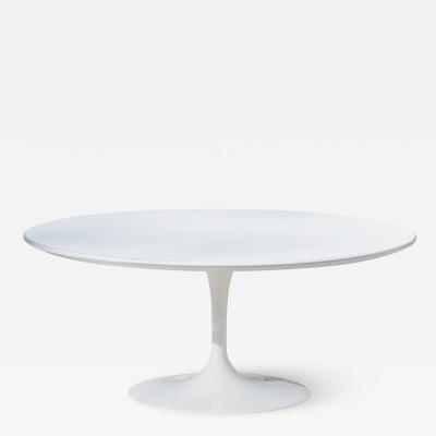 Eero Saarinen Saarinen Tulip Pedestal Coffee Table by Eero Saarinen for Knoll