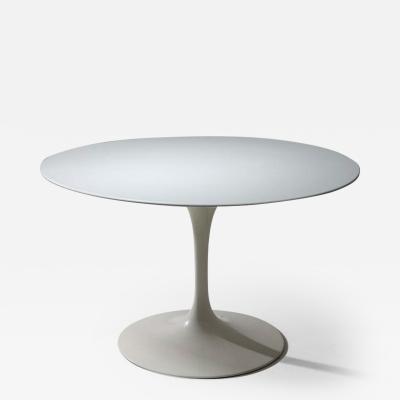 Eero Saarinen Tulip Dining Table by Eero Saarinen for Knoll