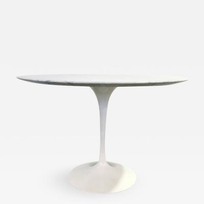 Eero Saarinen Tulip Table by Eero Saarinen