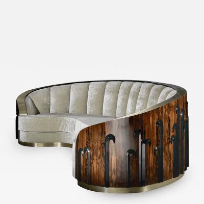 Egli Design Egle Mieliauskiene Ameba Lounge Sofa