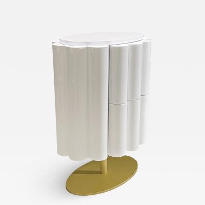 Egli Design Egle Mieliauskiene Blossom Bedside Table