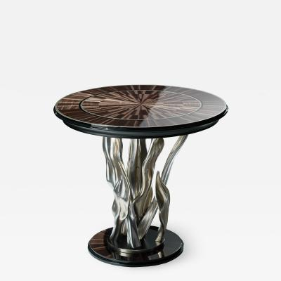 Egli Design Egle Mieliauskiene Tobacco Coffe Table