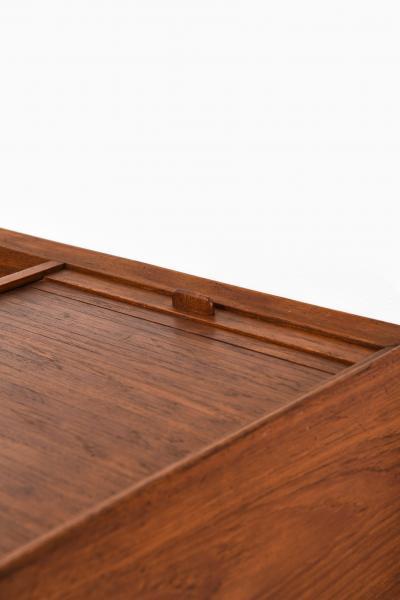 Egon Bro Petersen Wall Mounted Desk Vanity Produced by K Thomsen