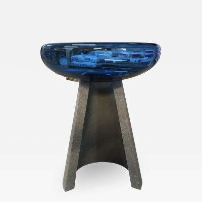 Eidos Glass Alina Side Table