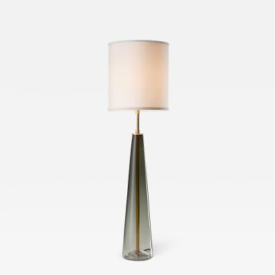 Eidos Glass Obelisk Table Lamp
