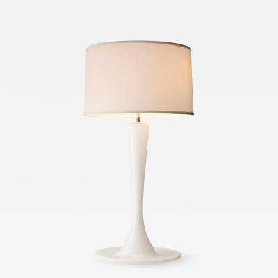 Eidos Glass Trumpet Table Lamp