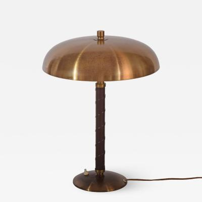 Einar Backstrom Table Lamp by Einar B ckstr m model 5013 circa 1940s