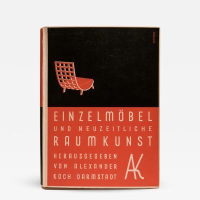 Einzelm bel und Neuzeitliche Raumkunst Book