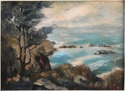 Ejnar Hansen Painting by Ejnar Hansen 1884 1965