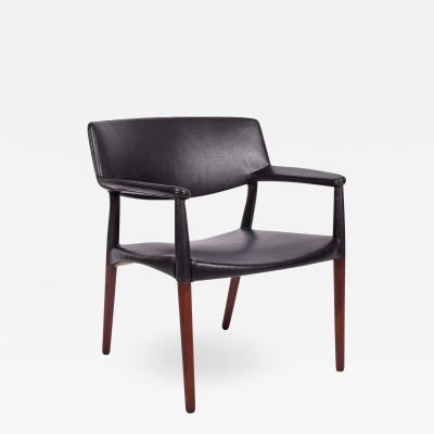 Ejner Larsen Aksel Bender Madsen Aksel Bender Madsen Ejner Larsen Arm Chair for Willy Back