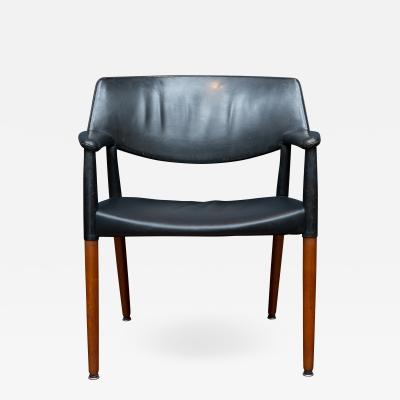 Ejner Larsen Aksel Bender Madsen Ejner Larsen Askel Bender Madsen Lounge Chair for Willy Beck