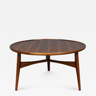 Ejner Larsen Aksel Bender Madsen Ejner Larsen and Askel Bender Madsen Coffee Table for Willy Beck