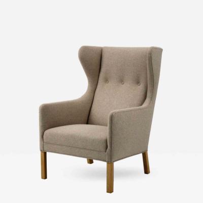Ejner Larsen Wingback Chair