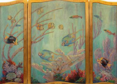 Eleanor Abrams Underwater Garden