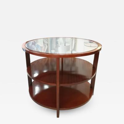 Elegant Art Deco Game Table circa 1930