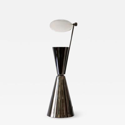 Elegant Modernist Diabolo Table Lamp 1980s Spain