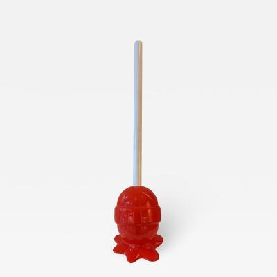 Elena Bulatova The Sweet Life Lollipop Red