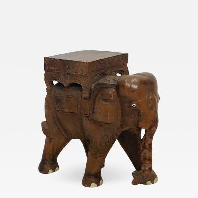 Elephant Table Egypt circa 1920