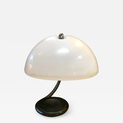 Elio Martinelli Elio Martinelli Table Lamp Mod 599 Serpente Designed 1965 Italy
