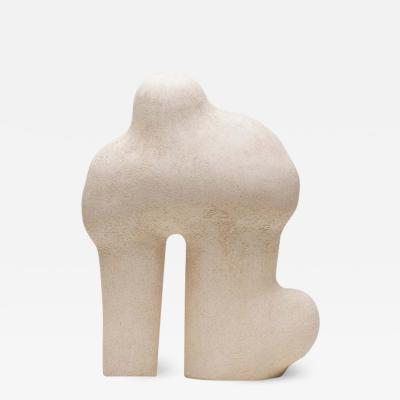 Elisa Uberti Nuit Blanche Stoneware Sculpture by Elisa Uberti