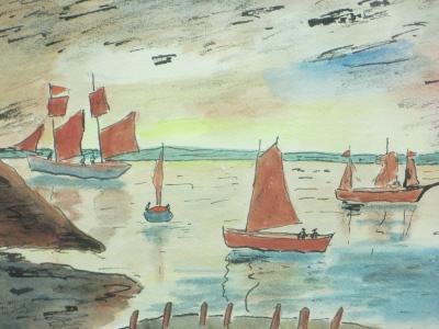 Elisee MACLET La Flotille dAnvers