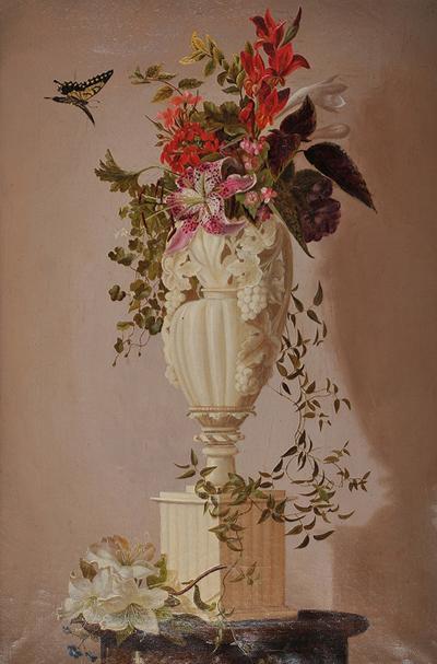 Elizabeth Bisbee Elizabeth Bisbee Duffey 1838 1898 Painting