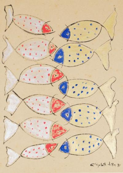 Elizabeth Tattor One Fish Two Fish Red Fish Blue Fish